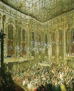 a concert given by the young mozart in the redoutensaal of the schonbrunn palace in vienna antonin dvorak