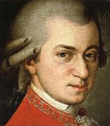 wolfgang amadeus mozart, painted nearly three decades after his death by barbara krafft antonin dvorak