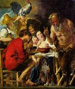 The Satyr and the Peasant Jacob Jordaens