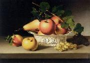 James Peal s oil painting Fruits of Autumn James Peale