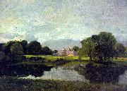 ''Malvern Hall'' John Constable