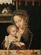 Madonna and Child Nursing Anonymous