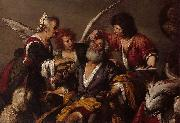 The Healing of Tobit Bernardo Strozzi