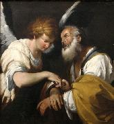 The Release of St. Peter Bernardo Strozzi