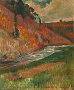 The Aven Stream Charles Laval