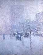 Late Afternoon, New York, Winter Childe Hassam