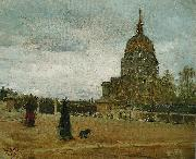 Les Invalides, Paris Henry Ossawa Tanner