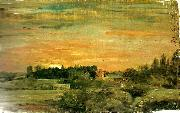 east bergholt rectory John Constable