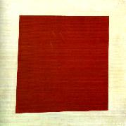 red square Kazimir Malevich