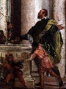 Feast in the House of Levi Paolo Veronese