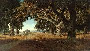 California Ranch William Keith