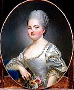 Portrait of Marie Clotilde of France Attributed to henry pether
