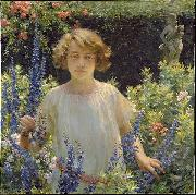 Betty Newell Charles Courtney Curran