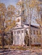 Church at Old Lyme Childe Hassam