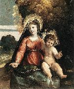 Madonna and Child Dosso Dossi