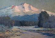 Mountain View Ernst William Christmas