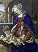 Madonna and Child, tempera Filippino Lippi