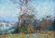 Autumn Afternoon Frederick Mccubbin