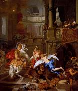 The Expulsion of Heliodorus From The Temple Gerard de Lairesse