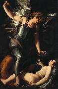 The Divine Eros Defeats the Earthly Eros Baglione