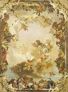 Allegory of the Planets and Continents Giovanni Battista Tiepolo