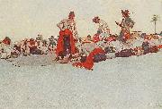 So the Treasure was Divided Howard Pyle