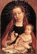 Virgin and Child Jan provoost