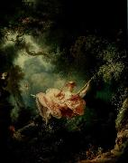 The Happy Accidents of the Swing Jean-Honore Fragonard