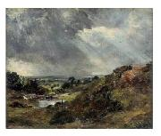Branch hill Pond, Hampstead John Constable