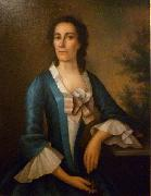 Portrait of Mrs. Thomas Shippard. Boston. Joseph Badger