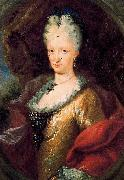 Portrait of Isabel Farnesio MELeNDEZ, Luis