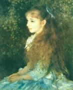 Photo of painting Mlle renoir