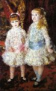 Pink and Blue - The Cahen d'Anvers Girls renoir