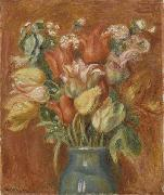 Bouquet de tulipes renoir