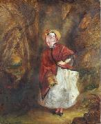 Dolly Varden by William Powell Frith William Powell Frith