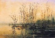 Early Spring High Water Alexej Kondratjewitsch Sawrassow