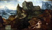 Landscape with the Repentant Mary Magdelene Anonymous
