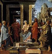 The Adoration of the Magi BRAMANTINO