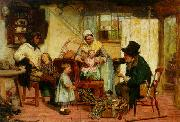 The Toy Seller David Henry Friston