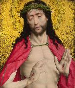 Christ Crowned with Thorns Dieric Bouts