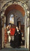 The Annunciation Dieric Bouts