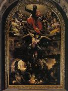 Fall of the Rebel Angels Domenico Beccafumi