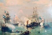 Battle of Riachuelo Eduardo de Martino