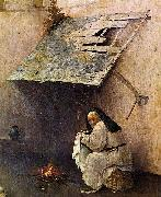 St Peter with the Donor Hieronymus Bosch