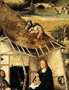 The Adoration of the Magi Hieronymus Bosch