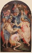The Deposition Jacopo Pontormo