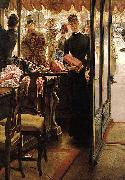 Shop Girl James Joseph Jacques Tissot