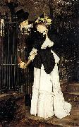 The Farewell James Joseph Jacques Tissot