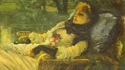 The Dreamer James Joseph Jacques Tissot