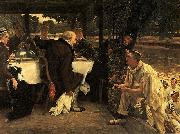 The Fatted Calf James Joseph Jacques Tissot